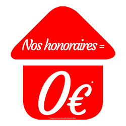 Nos Honoraires 0 Euros