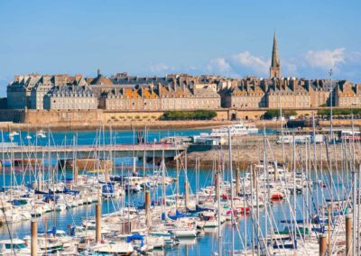 Saint-Malo, Brittany, France